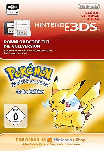 Pokémon Gelbe Edition [3DS Download Code] (Gelb Pokemon)