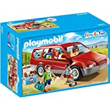 Playmobil- Coche Familiar Juguete, (geobra Brandstätter 9421)