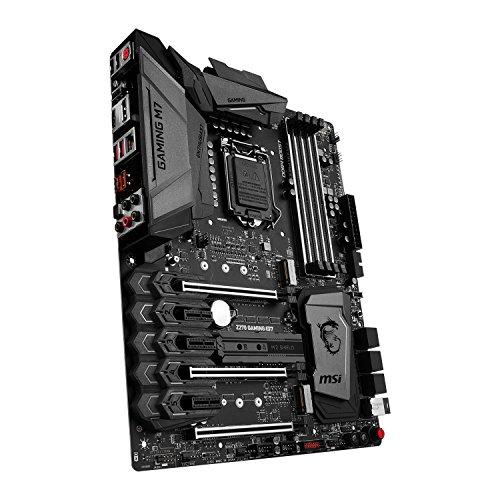 MSI 7A57-001R Intel Z270 Mainboard schwarz/rot