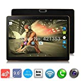 4G LTE 9.7 pollici 8 core Tablet PC Black Octa Cores 2560X1600 IPS DDR 4GB ram 64GB 8.0MP WIFI 4G Dual sim card Wcdma+GSM Tablets PCS Android5.1 electronics 7 9 10