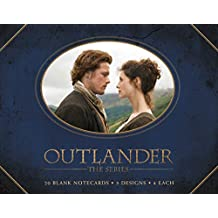 Outlander Blank Box Notecards