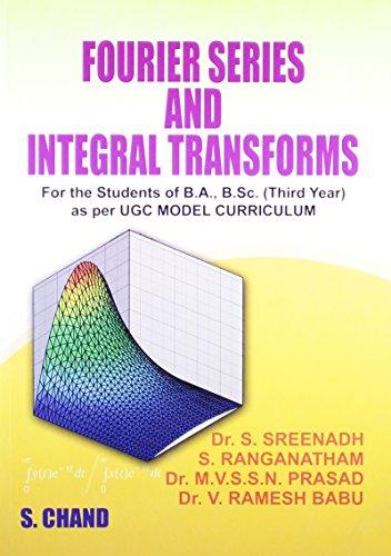 fourier series and integral transforms por S. Sreenadh