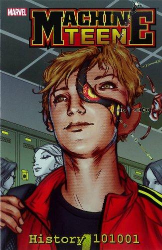 Machine Teen. History 101001