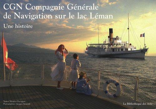 CGN (Cie Générale de navigation sur le Léman)