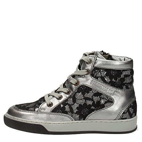 Bikkembergs BKJ103321 Sneakers Fille Gris