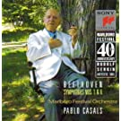 Beethoven: Symphonies Nos. 1 & 6 by Pablo Casals