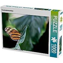Passionsblumenfalter 1000 Teile Puzzle quer: Schmetterlinge der Tropen bieten eine große Vielfalt an Form, Farbe und Erscheinung. (CALVENDO Tiere)