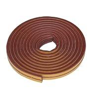 Aerzetix: Strips Insulation Insulating Tape Brown 2 x 3 Meter for Window Or Door