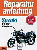 Suzuki VX 800 (ab 1990) (Reparaturanleitungen)