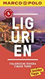 MARCO POLO Reiseführer Ligurien, Italienische Riviera, Cinque Terre: Reisen mit Insider-Tipps. Inklusive kostenloser Touren-App & Update-Service - Bettina Dürr