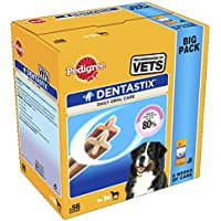 Pedigree - 56 barritas DentaStix grandes