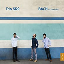 Bach au marimba (Arr. for Marimba)