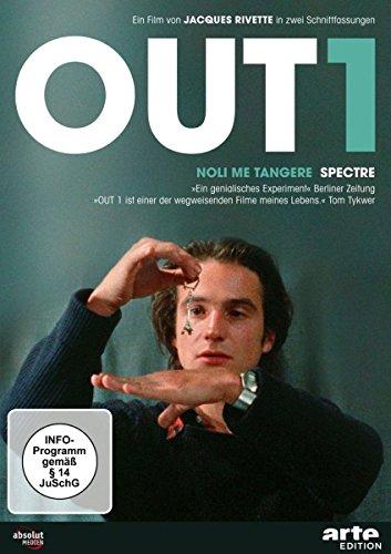 Bild von Out 1 - Noli me tangere/Spectre - Restaurierte Fassung (OmU) [5 DVDs]