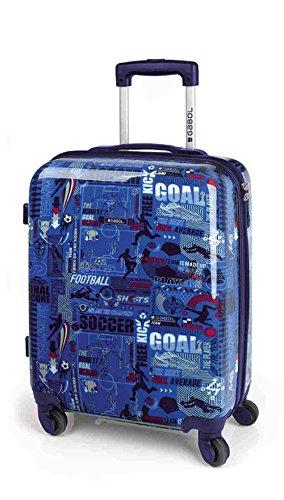 Gabol Goal Maleta, 55 cm, 33 litros, Multicolor