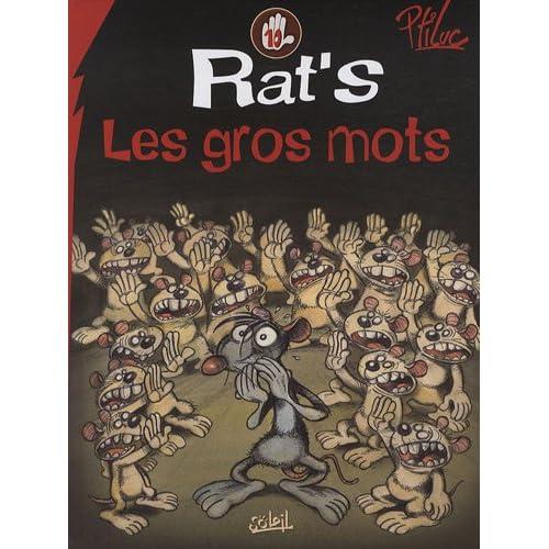 Rat's, Tome 10 : Les gros mots