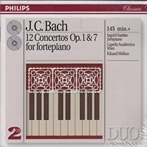 Bach Jc-Concertos Clav-Haebler