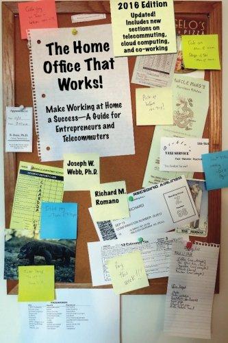 Preisvergleich Produktbild The Home Office That Works - 2016 Edition