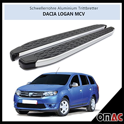 schweller tubi alluminio Pedane DACIA LOGAN MCV 2013> Blackline (213)