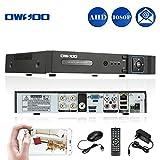 OWSOO  Netzwerk DVR Digitaler Videorekorder ( 1080N(960*1080) P2P) CCTV Telefon Control Motion Detection E-Mail Sicherheitsalarm für Überwachungskamera