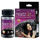 #4: HeadzUp Women ( HAIRFALL THERAPY FOR WOMEN ) - Pack of 3 ( 3X30 Tabs.)