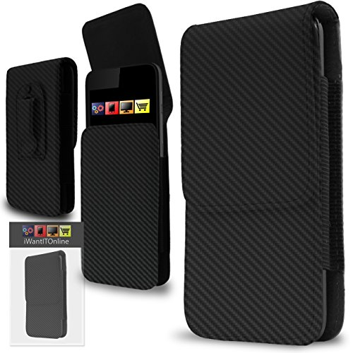 iwio-apple-iphone-7-plus-carbon-fibre-black-pu-leather-protective-pouch-belt-magnetic-holster-flip-c