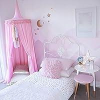 Pueri Bett Baldachin Betthimmel Moskitonetz Dome Prinzessin Zelte Für Baby  Kinder