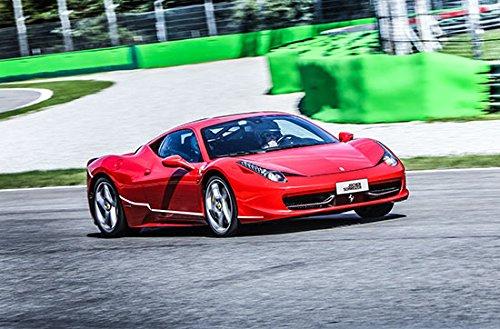 Jochen Schweizer Geschenkgutschein: Ferrari F458 Fahren in Monza