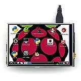 4 inch RPi LCD (A) 4 inch Touch Screen 320×480 IPS TFT LCD Designed for Raspberry Pi RPi Model B/B+/Raspberry Pi 2 Model B