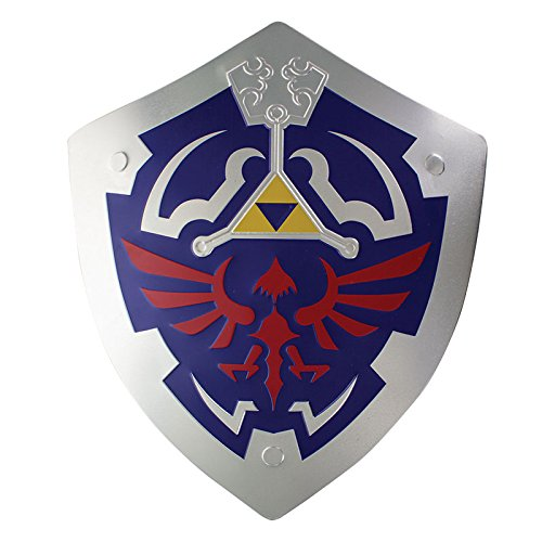The Legend of Zelda Escudo METALICO Hylian Shield