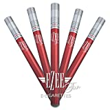 Ezee Fun Cigarette Électronique au parfum de Pomme | Sans Nicotine ni Tabac | E-Cigarette Jetable | 1 ml d'e-liquide avec jusqu'à 400 bouffées | Paquet de 5