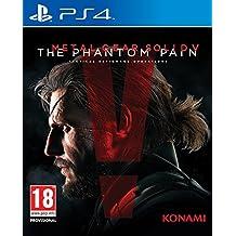 Konami, Metal Gear Solid V: The Phantom Pain Per Ps4