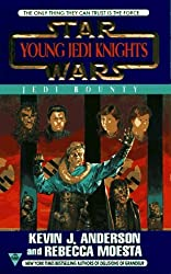Jedi Bounty (Star Wars: Young Jedi Knights, Book 10) by Kevin J. Anderson (1997-10-01)