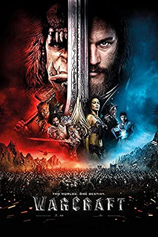 Poster Warcraft - Poster Warcraft: The Beginning - One Sheet