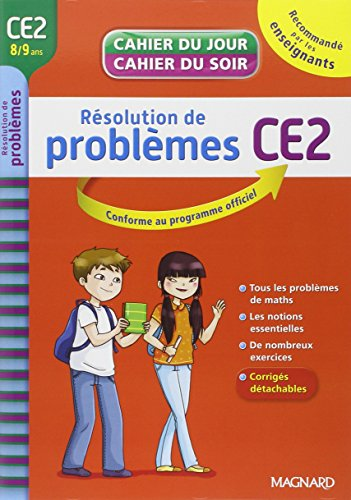 Résolution de problèmes CE2 par Magnard