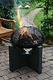 Esschert Fallen Fruits Metal Fire Guard for Fire Bowl