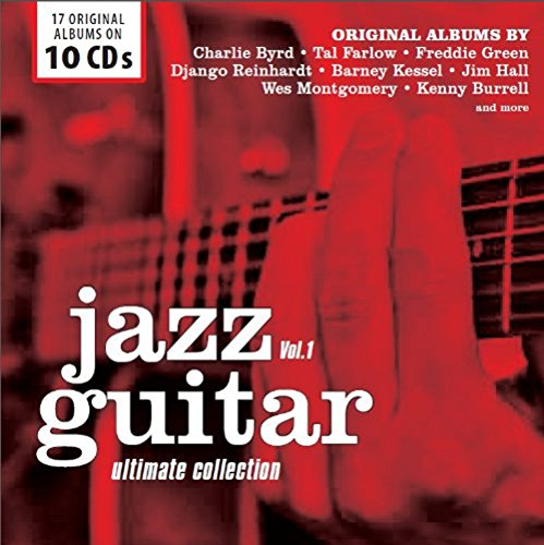 Jazz Guitar Vol. 1, Ultimate Collection - Ellis Collection