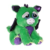 Feisty Pets Ferdinand Flamefart Feisty Films Adorable Plush Stuffed Toy Dragon Turns Feisty with a Squeeze