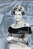 Francobolli da collezione–principessa Diana–principessa del Galles Mnh stamp singola fogli/Liberia/