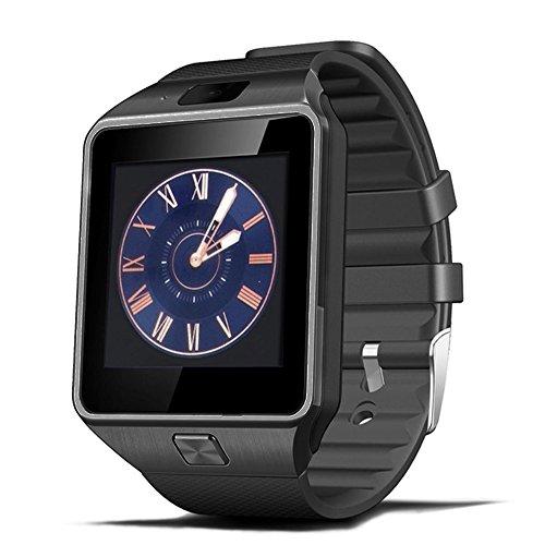 kxcd-Bluetooth-Smart-Watch-dz09-Smartwatch-GSM-SIM-Karte-mit-Kamera-fr-Android-iOS