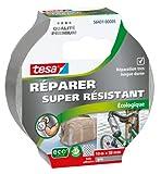 Tesa 56431-00005-00 Réparer Super Résistant Ecologique 10 m x 38 mm Gris