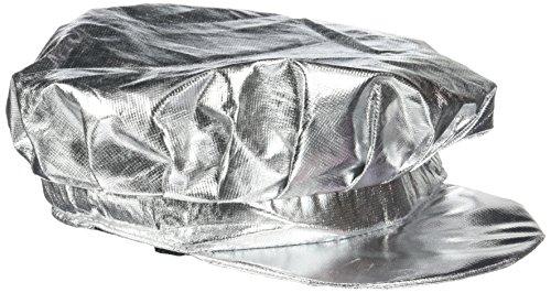Reír Y Confeti - Fiedis036 - Disfraces de accesorios - Silver Cap
