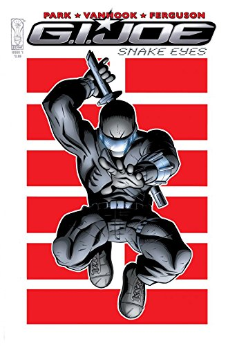 G.I. Joe: Snake Eyes #1 book cover
