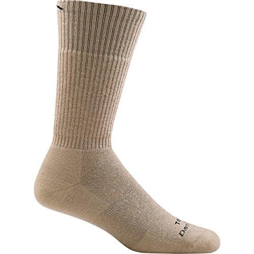 51byx0Td1AL. SS500  - Darn Tough Tactical Boot Full Cushion Sock - Desert Tan X-Small