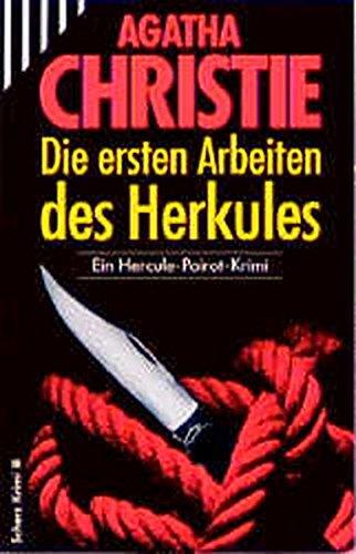 Die ersten Arbeiten des Herkules: Mit Hercule Poirot (Scherz Krimi) (Die Arbeit Des Herkules)