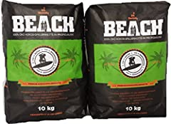 BlackSellig 20 Kg Beach Kokos