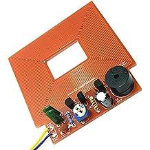 MagiDeal Kits Electrónicos de Detector Metales Bricolaje Desmontaron Módulo de ...