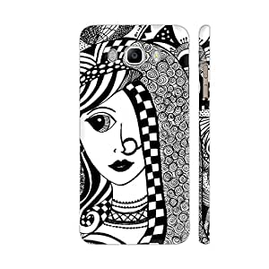 Colorpur Unfold Your Myth Printed Back Case Cover for Samsung On8