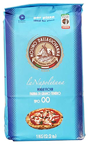 Type 00 Flour for Pizza - 1kg (Molino Dallagiovanna)