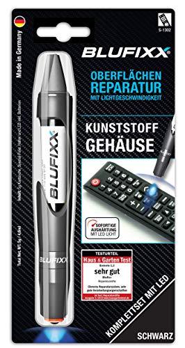 BLUFIXX Smart-Repair Spezial Set (Kunststoffgehäuse) PW SCHWARZ DE