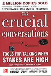 Crucial Conversations: Tools For Talking When Stakes Are High, 2Nd Edition
